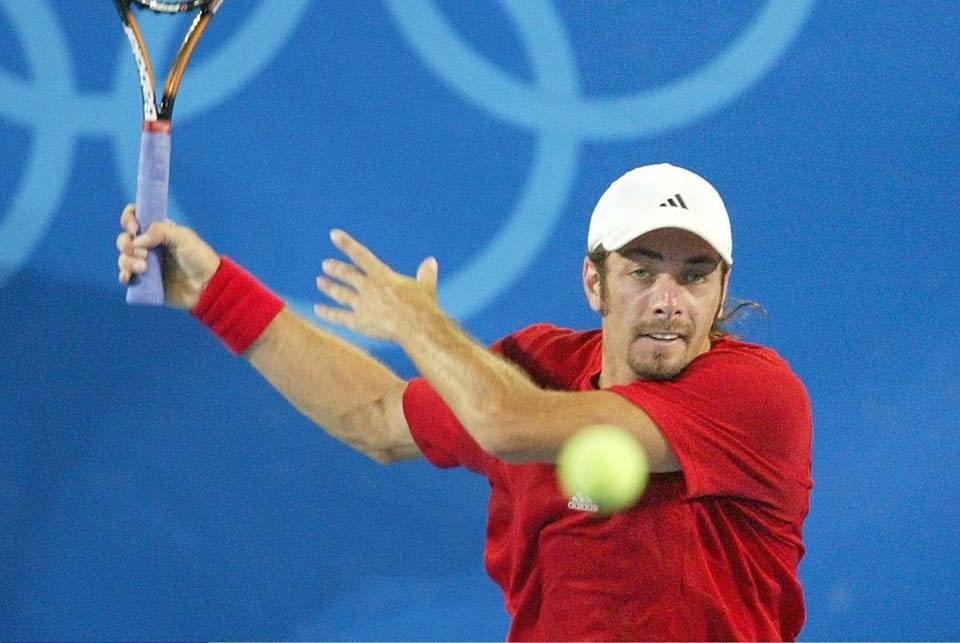 Nikolas Masu, Olimpijski šampion u tenisu u Atini i sportski heroj Čilea