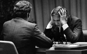 U Rejkjaviku 1972. godine odigran je šahovski meč veka između Roberta Fišera i Borisa Spaskog.