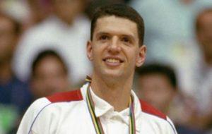 Dražen Petrović je predvodio Hrvatsku reprezentaciju do srebra na OI u Barseloni 1992. godine.