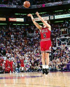 Džon Pekson je doneo Čikago Bulsima titulu šampiona NBA lige 1993. godine svojim pogotkom u šutu za 3 poena