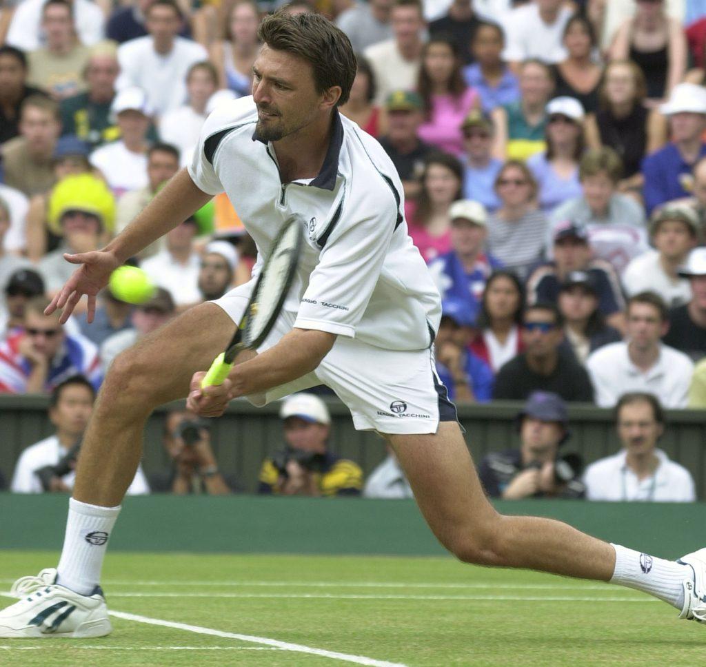 Goran Ivanišević ispisao je jednu od najlepših teniskih bajki na Vimbldonu 2001. godine.