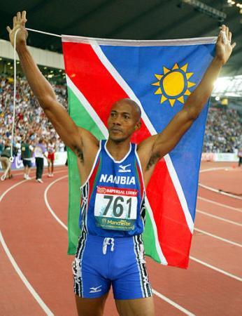 Ponos Namibije - Frenki Frederiks.