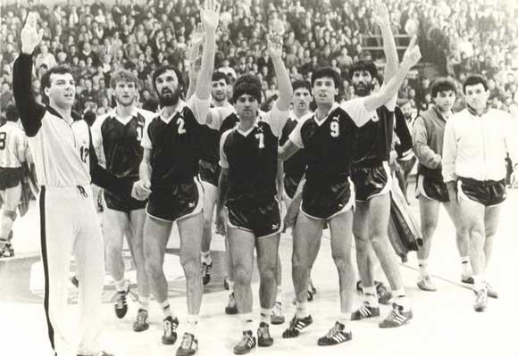 Rukometaši Metaloplastike - Šampioni Evrope u sezoni 1984/85