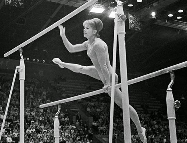 18 od 18 na Olimpijskim Igrama - Larisa Latinjina.