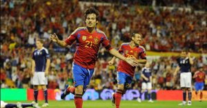 Španski fudbalski ples fb