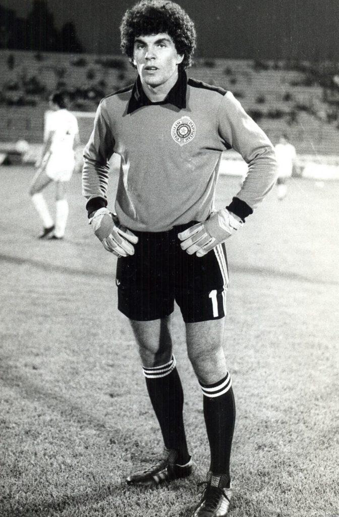 Legendarni golman - Petar Borota