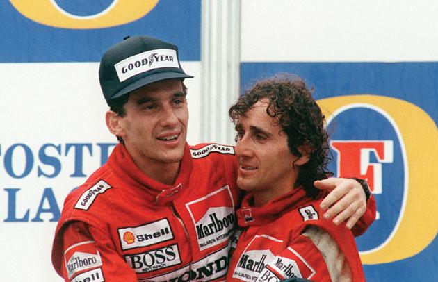Dva velika šampiona koji su svojim rivalstvom obeležili jedan period formule 1.