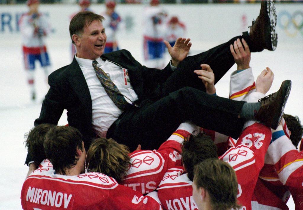 "Bio je omiljen kod svojih igrača - ""Ruski Pukovnik"" Viktor Tihonov"