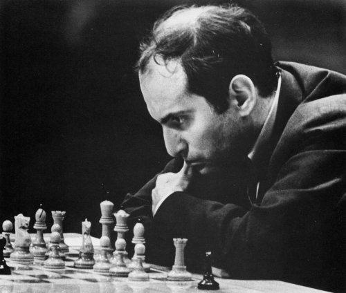 Legendarni Sovjetski šahista - Mihail Talj