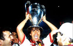 Paolo Maldini je igrao briljantno finalnu utakmicu i bio je jedan od najzaslužnijih za novu evropsku titulu Rosonera.