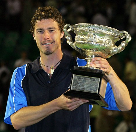 Marat Safin, Šampion Australian Opena 2005. godine.