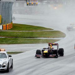 Spektakularna trka za Veliku nagradu Kanade