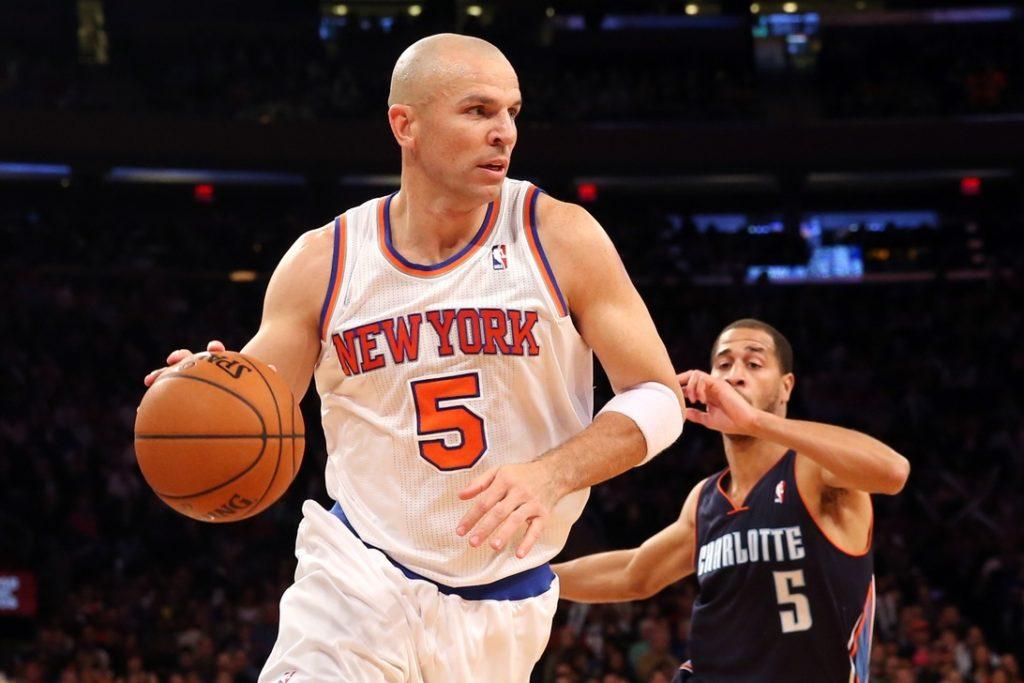 Sjajnu karijeru Džejson Kid je završio igrajući za Njujork Nikse.