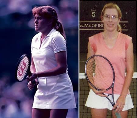 Viki Nelson i Džin Hepner su 1984. godine odigrale neverovatan teniski meč, koji je trajao preko 6 sati i u kome je jedan poen trajao 29 minuta.