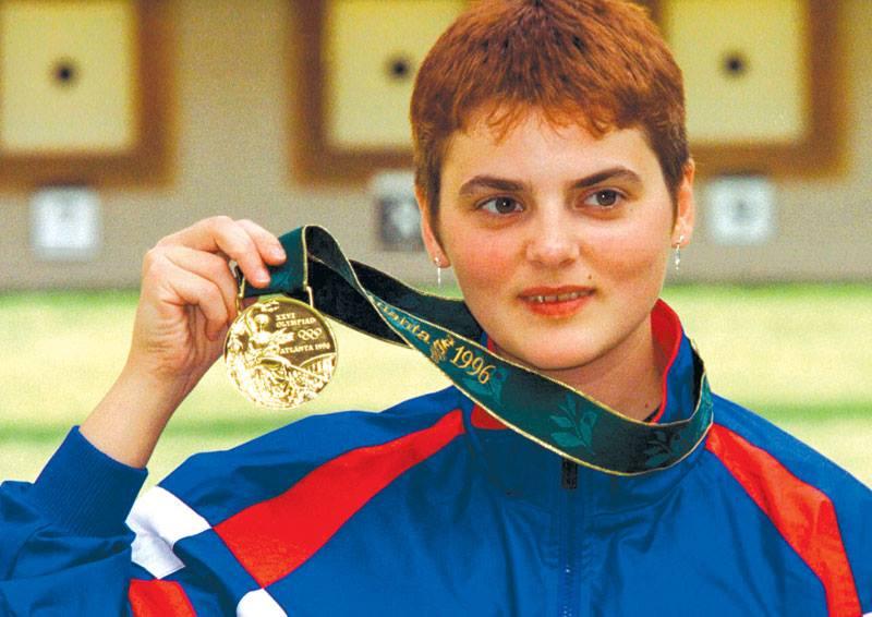 Aleksandra Ivošev je osvojila jedinu zlatnu medalju za Jugoslaviju na Olimpijskim igrama u Atlanti 1996. godine.