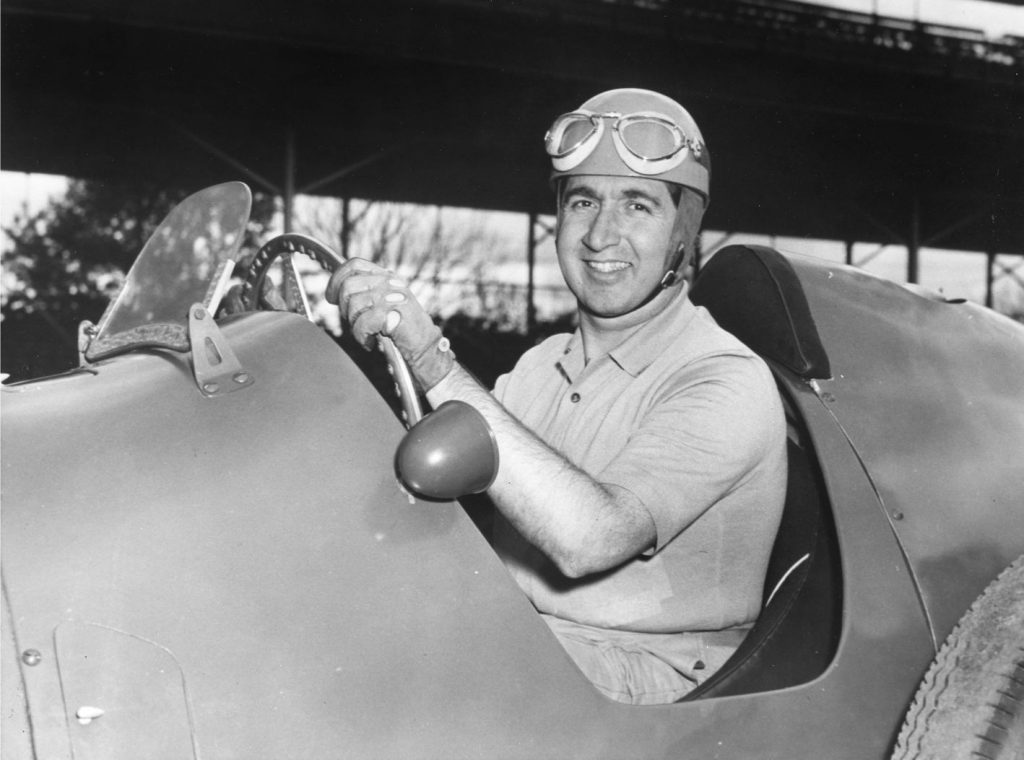Najveći Italijanski automobilista svih vremena - Alberto Askari
