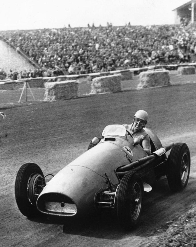 Legendarni Italijanski automobilista - Alberto Askari.