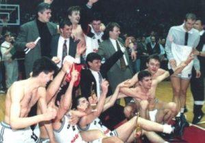 Kako vreme prolazi, priča crno-belih iz te 1992. godine deluje sve nestvarnije. Partizan je prešao put od autsajdera do najboljeg tima u Evropi.