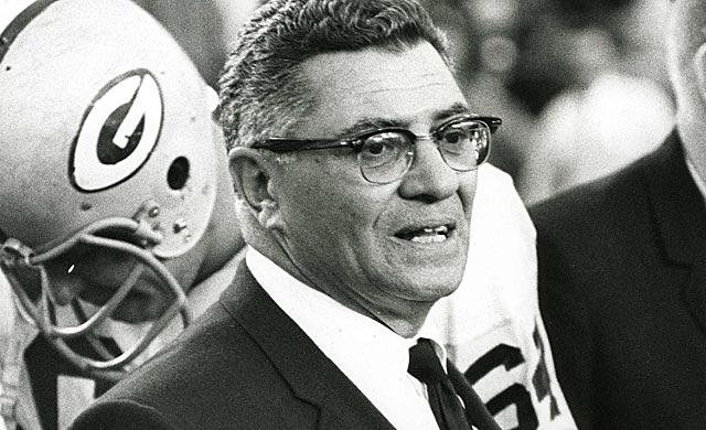 Otac Američkog fudbala - Vins Lombardi. Najveće uspehe u NFL-u Vins Lombardi je ostvario na klupi Grin Bej Pekersa.
