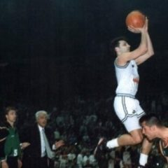 Aleksandar Đorđević – Istanbulska trojka za Partizanovu evropsku titulu