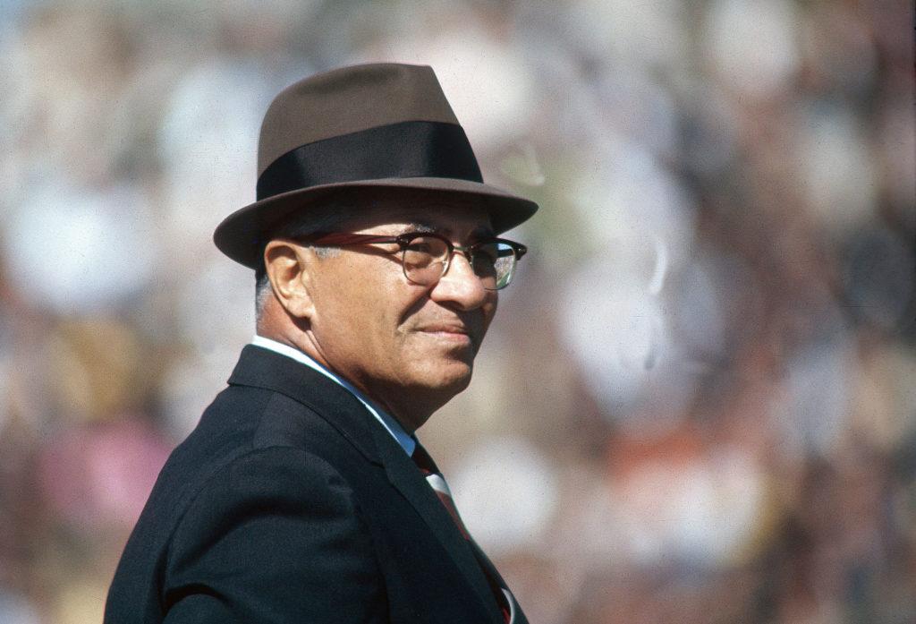 """Otac Američkog fudbala - Vinsent """"Vins"""" Lombardi."""
