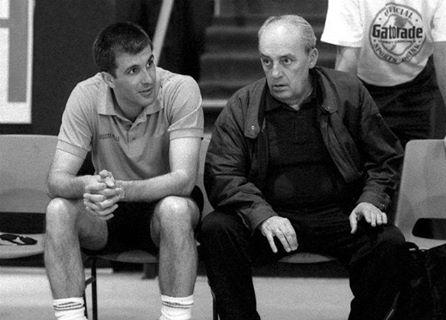 Završni pečat izuzetno bogatoj karijeri, Nikolić je udario 1992. godine kao stručni savetnik u ambicioznom beogradskom Partizanu, koji se te sezone u Istanbulu popeo na krov Evrope.