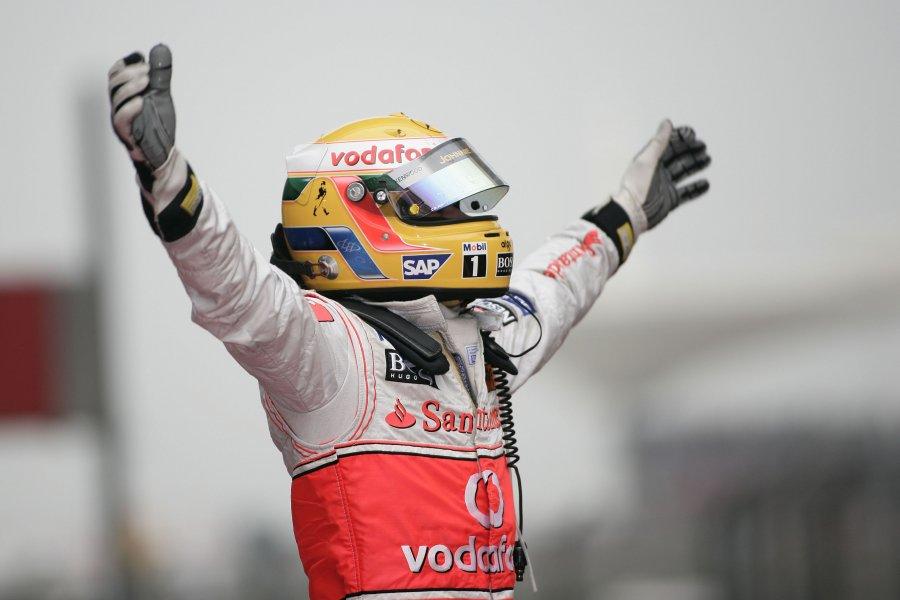 Luis Hamilton je na neverovatan način postao svetski šampion 2008. godine posle trke za Veliku Nagradu Brazila.