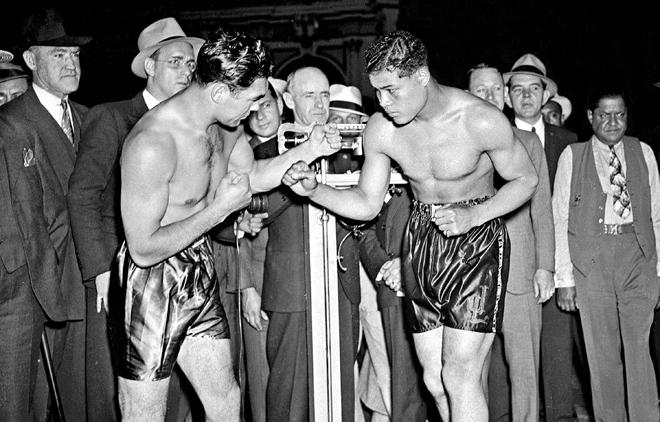 Mečevi Maks Šmelinga i Džo Luisa su bili daleko više od borbe za boksersku titulu profesionalnog prvaka sveta. Mečevi njih dvojice obeležili su sukob Sjedinjenih Američkih Država i nacističke Nemačke.