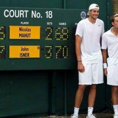 Džon Izner i Nikola Mau – Tri dana tenisa