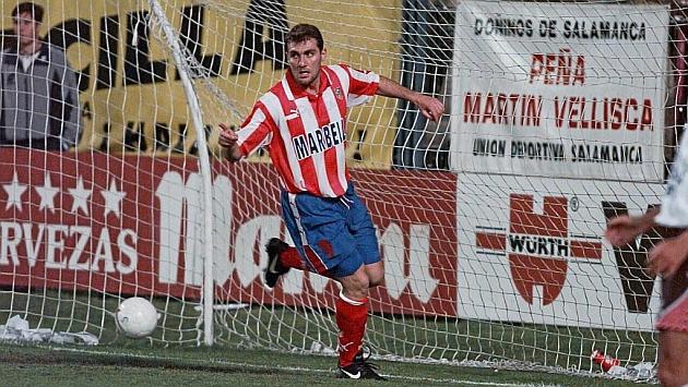 """Kristijan Vijeri je protiv PAOK-a postigao het-trik zbog kojeg je """"zaradio"""" Ferari 550, ali je i postigao jedan od najlepših golova u karijeri."""