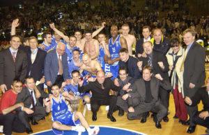 Ulaskom u finale Zadar je napravio i više od očekivanog, a u finalu su napravili još jednu senzaciju, kada su na kolena bacili i veliki Makabi, i tako došlo do svog prvog i do danas jedinog šampionskog prstena u regionalnoj ligi.