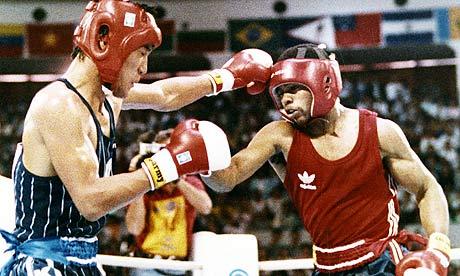 Iako je Roj Džons bio mnogo bolji u meču, Park Si Hun je odlukom sudija postao olimpijski šampion.