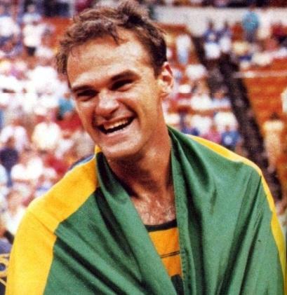 """Partiju života Oskar Šmit je odigrao u finalu panameričkih igara u Indijanapolisu 1987. godine protiv veoma jakih Amerikanaca (za """"Jenkije"""" su na tom prvenstvu igrali Dejvid Robinson, Deni Mening, Den Majerle, Reks Cepmen…). Favorizovani domaćini su vodili na poluvremenu sa 14 poena prednosti, ali u drugom poluvremenu se razigrao Oskar za koga Amerikanci nisu imali rešenja i doneo je pobedu Brazilu rezultatom 120 : 115, na tom meču Šmit je postigao 46 poena."""