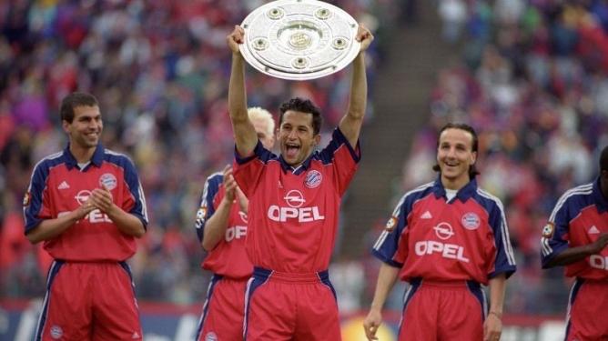 Hasan Salihamidžić je sa Bajernom šest puta bio prvak Nemačke, tri puta osvajač kupa, prvak Evrope, Sveta...