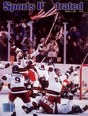 """Amerikanci su pobedili i Fince i osvojili zlatnu medalju, Sovjetski Savez završio sa srebrom, a čuveni """"Sports Ilustrejtid"""" objavio prvi put naslovnu stranu bez teksta."""