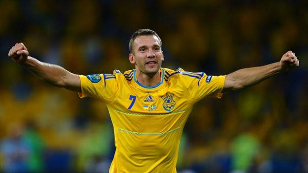 Andrej Ševčenko je umalo završio u Osijeku.