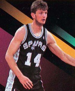 Žarko je iz Partizana otišao u NBA ligu u leto 1989. godine. Potpisao je ugovor sa San Antonio Sparsima nekoliko nedelja pre nego što je Vlade Divac stavio svoj paraf na ugovor sa Lejkersima, tako da je Žarko Paspalj prvi jugoslovenski košarkaš koji je pristupio NBA timu.