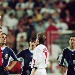 "Bekamov crveni protiv Argentine – ""10 herojskih lavova i jedan glupi dečak"""