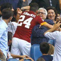 Alesandro Florenci – Dao gol za Romu pa potrčao baki u zagrljaj