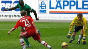 Sa ove utakmice ostaće upamćen maestralan gol petom koji je postigao Grafite, nakon što je predriblao protivničku odbranu i golmana Rensinga. Taj pogodak koji je Grafite postigao u 77. minutu proglašen je najlepšim u Nemačkoj u 2009. godini. Bio je to poslednji pogodak na utakmici, a Brazilac ga je postigao fantastično. Nanizao je dva igrača, potom je prošao i golmana Bajerna Rensinga i petom poslao loptu pored dvojice zbunjenih odbrambenih igrača za 5:1.
