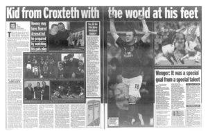 Vejn Runi postao je miljenik Evertonovih navijača i skrenuo pažnju menadžera velikih klubova, a jednog posebno, Ser Aleksa Fergusona.