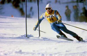 slaloma, pa 1976/77 devet od deset, 1981/82 osam od devet, 1974/75 sedam od osam i 1981/82 osam od devet. Još kada se tome doda savršenih sedam od sedam 1977/78 i deset od deset 1978/79 u veleslalomu, dođe se do neverovatnih brojki koje će teške neko u skorije vreme dostići.