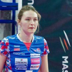 Jelena Blagojević – Petom do poena