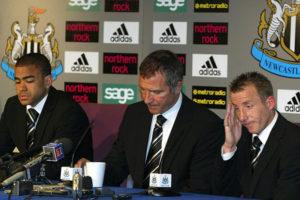 Učesnici incidenta pojavili su se neposredno po završetku meča na konferenciji za novinare zajedno sa menadžerom Gremom Sunesom. Obojica su se javno izvinili navijačima, predsedniku kluba i stručnom štabu.