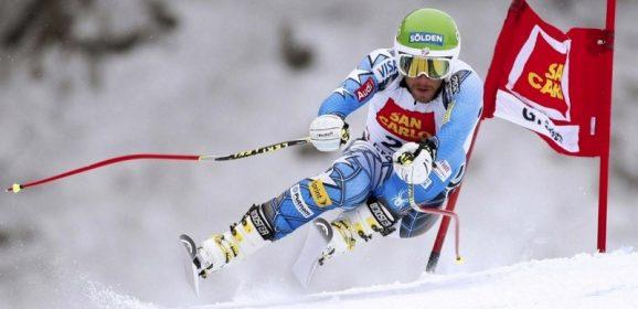 Bode Miler – Šou na jednoj skiji