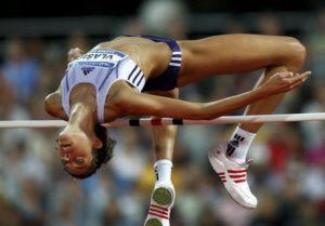 """""""Naložena"""" kao što je i uvek bila tokom karijere, uz tehničko savršenstvo u skoku, Blanka je u prvom pokušaju preskočila 208 centimetara i postavila novi hrvatski rekord. Publika je bila u transu, prisustvovala je istorijskom skoku, drugom najboljem svih vremena."""