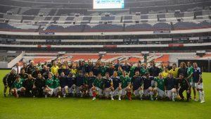 """13. maja 2016. godine, u Meksiku je održan 66 kongres FIFA. Uvertiru u kongres FIFA napravile su fudbalske legende koje su odigrale humanitarnu utakmicu. Јedan od povoda za ovu utakmicu bio je 50-i rođendan stadiona """"Azteka"""", jedne od najčuvenijih i najvećih fudbalski arena u svijetu. U timu sveta igrali su nekadašnji asovi poput Figa, Kanavara, Bobana, Mijatovića i Ronaldinja, a drugi tim su činile bivše i sadašnje zvezde meksičkog fudbala. Utakmica je završena pobedom ol-star tima Meksika 9:8, a gol za trijumf postigao je Horhe Kampos."""