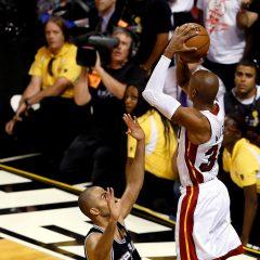 Rej Alen – Trojka koja je odlučila NBA finale 2013. godine