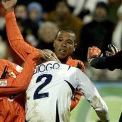 Fabijano protiv Diogoa – Najsmešnija tuča sa fudbalskih terena