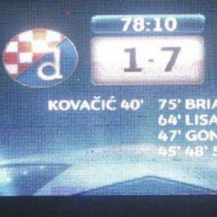 """Dinamo Zagreb – Lion 1:7 – Bruka """"Modrih"""", kontroverze i najbrži het-trik"""